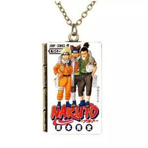 Jewelry - Naruto Anime Necklace